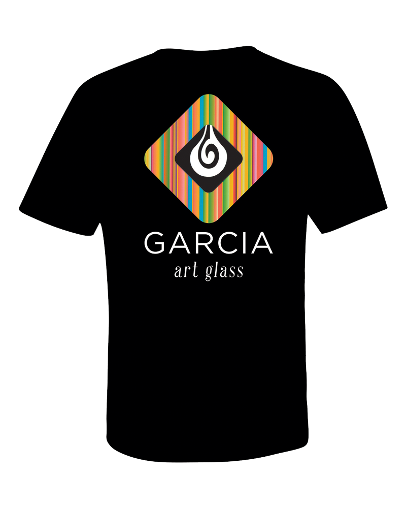 garcia art tee screenprint